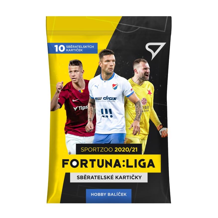 Karty české fotbalové ligy 2020