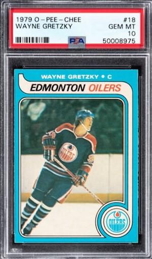 Gretzky Wayne - Rookie Card