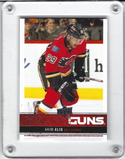 Aliu Akim Upper Deck 2012-13 Rookie Young Guns č.209