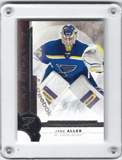 Allen Jake Artifacts 2016-17  č.70