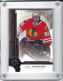 Crawford Corey Artifacts 2016-17  č.69