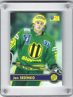 Srdínko Jan DS 1998-99  č.78