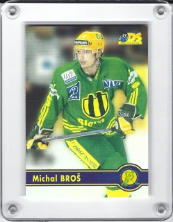 Broš Michal DS 1998-99  č.81