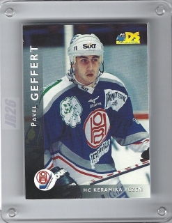 Geffert Pavel DS 1999-00  č.96