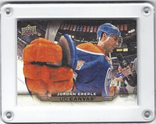 Eberle Jordan Upper Deck 2015-16 Canvas č.C34