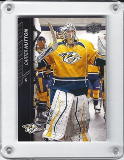 Hutton Carter Upper Deck 2015-16  č.103