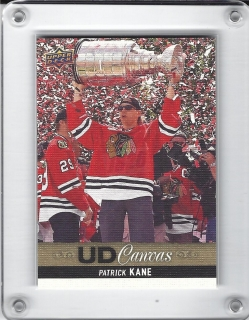 Kane Patrick Upper Deck 2013-14 Canvas č.C50