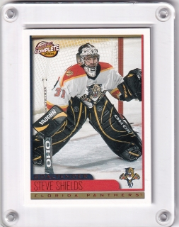 Shields Steve Pacific Complete 2003-04 Red /99 č.472
