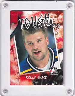 Chase Kelly ITG Tough Customers  2005-06  č.KC