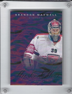 Maxwell Brandon OFS Classic 2018-19 Masked Men Ice Water (x/12) č.7