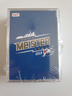 DEL Playercards Meisterset 2019