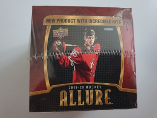 Box UD Allure 2019-20 Hobby