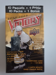 Upper Deck Victory 2008-09