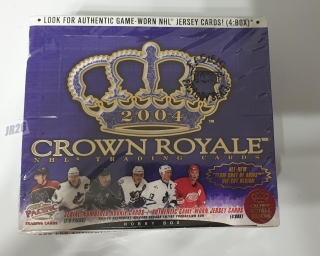 Box Pacific Crown Royale Hobby 2003-04