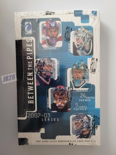Box Between the Pipes Hobby 2002-03