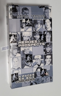 Box ITG Heroes and Prospects Serie 1 2006-07