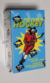 Box ITG 1972 The Year in Hockey Blaster 2009-10