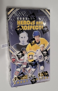 Box ITG Heroes and Prospects 2008-09 hobby