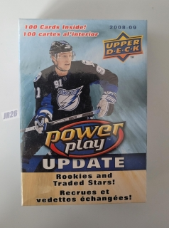 Box UD Power Play 2008-09 UpDate