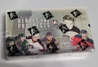 Box ITG Heroes and Prospects Hobby 2011-12