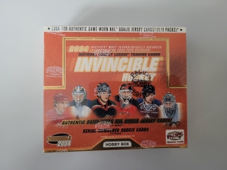 Box Pacific Invicible 2003-04 Hobby