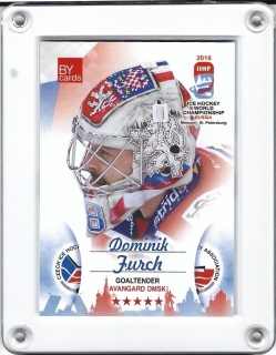 Furch Dominik BY cards 2015-16 Maska č.27