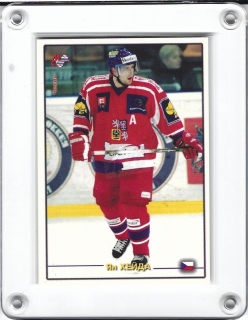 Hejda Jan KHL  Ice 2004  č.2