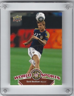 Beckham David Upper Deck 2010  č.61