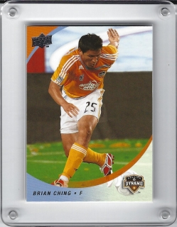 Ching Brian Upper Deck 2008  č.44