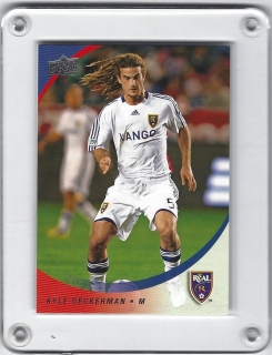 Beckerman Kyle Upper Deck 2008  č.81